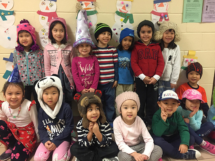 Markham students wear hats to raise awareness for Crohn's and Colitis