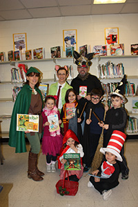 Schools celebrate Family Literacy Day