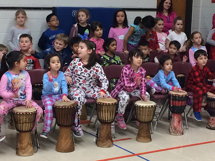 Thornhill schools celebrate Black History Month