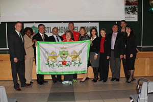 SHSM students at St. Theresa of Lisieux enjoy partnership opportunity with Disney Canada