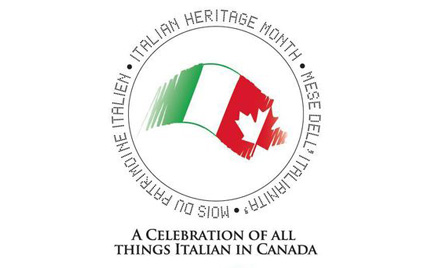June is Italian Heritage Month
