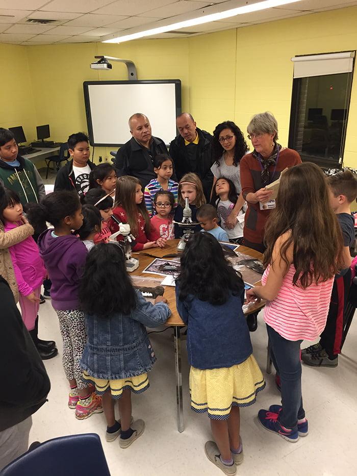 Family Science Night at St. Rene Goupil-St. Luke CES