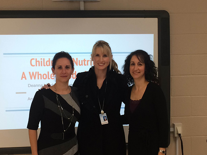 Children's Nutrition Presentation: A Whole Foods Approach