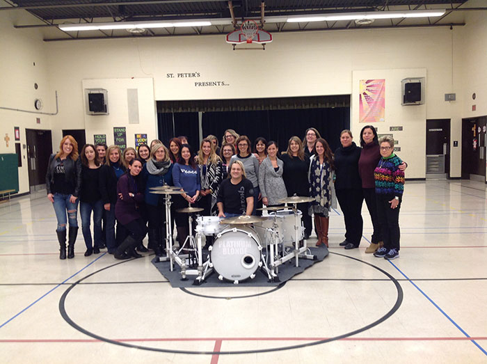 St. Peter CES 'drums up' awareness about bullying prevention