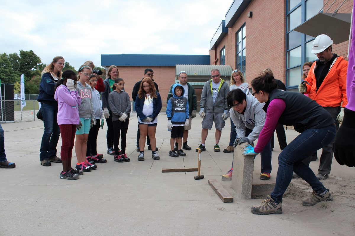 """Groundbreaking"" partnership help students explore nature"