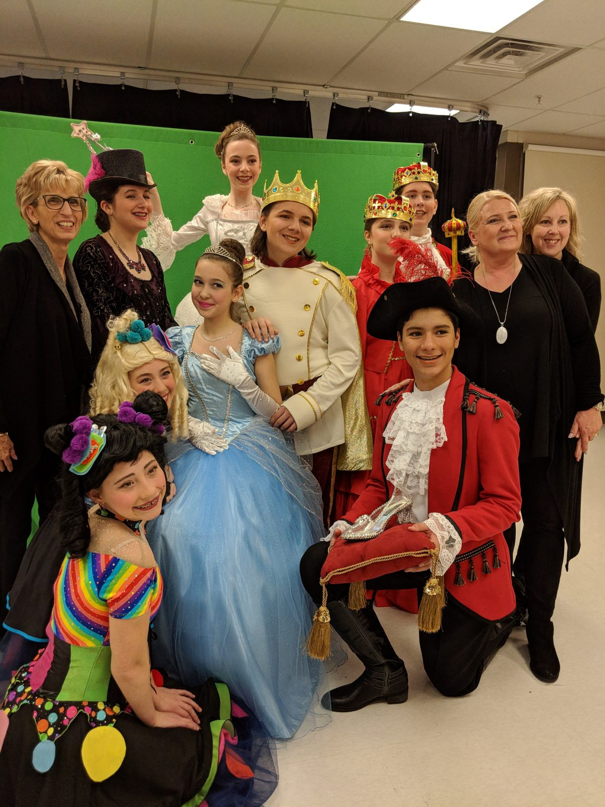 St. Michael Catholic Academy's Cinderella Jr. was a great success