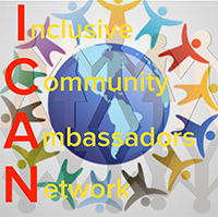 Website launch for the ICAN – Inclusive Community Ambassador Network