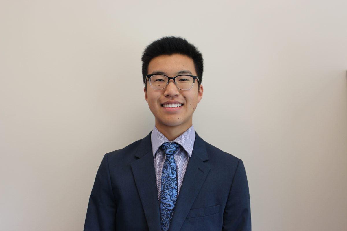 Meet your new 2018-19 Junior Student Trustee, Matthew Ho