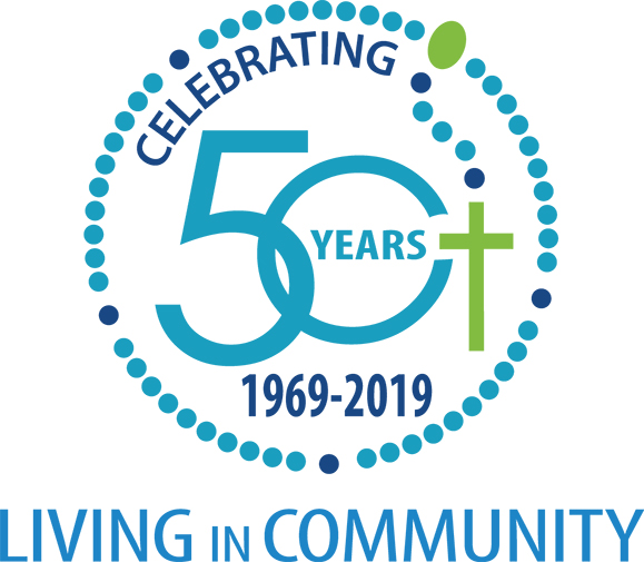 celebrating 50 years 1969-2019 living in community