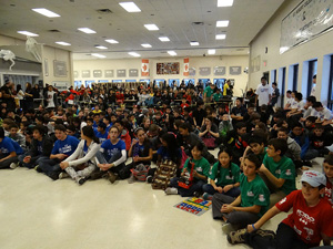 First Lego League competition continues to grow in popularity