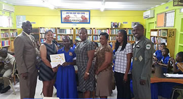 Aurora students raise scholarship funds to send girls to school in Jamaica