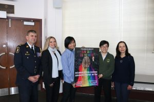York Catholic students win Crime Stoppers poster contest