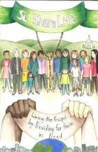 Grade 7 St. Michael Catholic Academy student named winner of ShareLife's poster contest