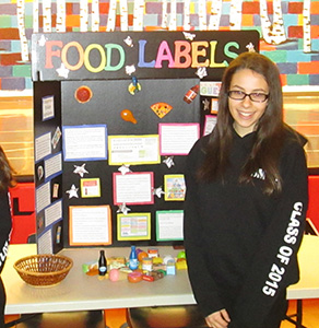 Student Health Fair was both informative and fun