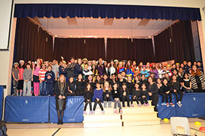 Fairy tales come true at St. Edward CES