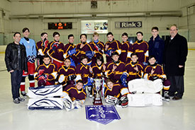 St. Stephen CES wins the Area 3 Unity Cup