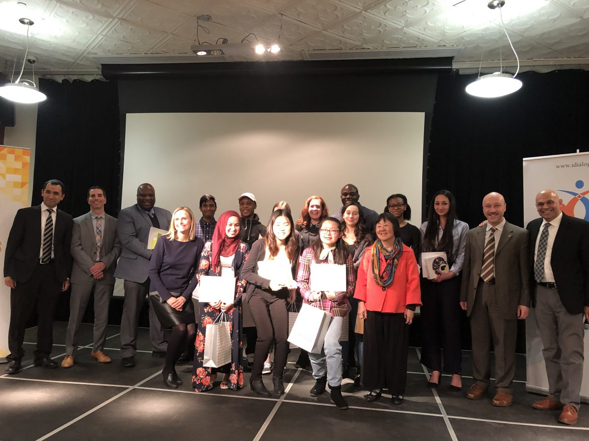 York Catholic students recognized for Challenging Stereotypes