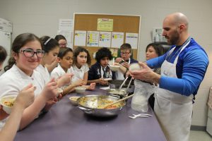What's Cooking at Blessed Trinity CES?