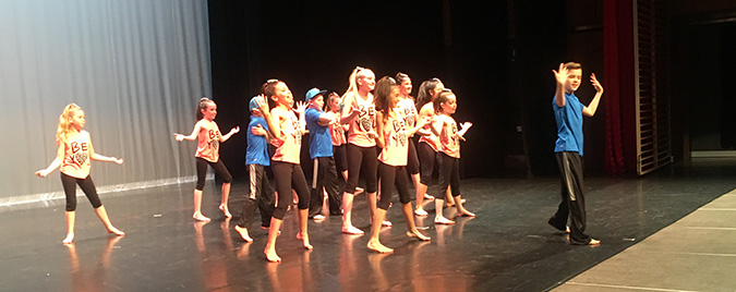 10th Annual Love of Dance Showcase