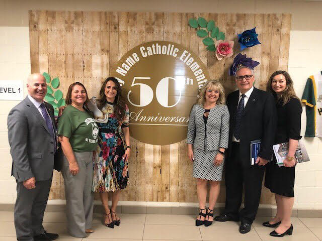 Holy Name Catholic school in King City celebrates its 50th Anniversary