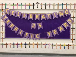 Prince of Peace Catholic school marks 25 years in Keswick