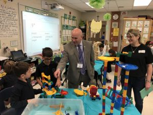 Innovators, Coders, Curious Minds Gather at St. Padre Pio CES