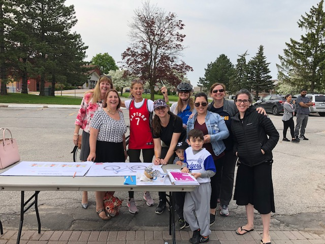 St. Mark celebrates active living in support of Camp Ooch