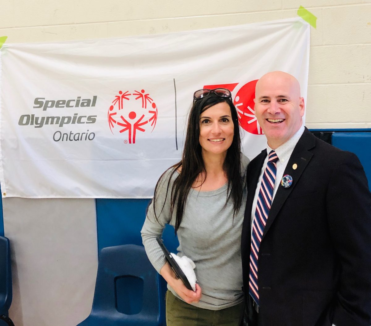 St. Catherine of Siena hosts first Elementary Special Olympics Sports Festival