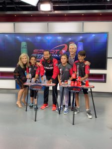 YCDSB Students Reach Top of Competitive Stacking World!