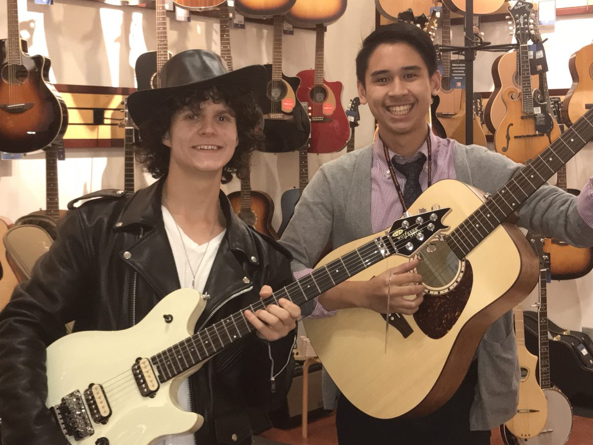 St. Brother Andre Student Shines at Markham Fair Teen Talent Contest