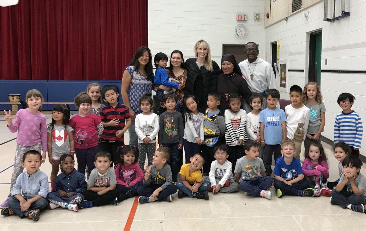York Catholic schools host Thanksgiving food drives