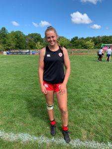 St. Maximilian Kolbe (SMK) Rugby Phenom Lara Jorgensen  Named to Team Canada U18 Women's Squad