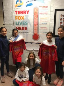 It's Official:  Our Lady Of Fatima CES  Surpasses Their Own 2018 Fundraising Record As  'Highest Performing YCDSB School' in Terry Fox Foundation Walk/Run