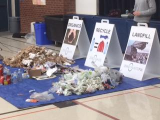 Markham schools aim to reduce waste