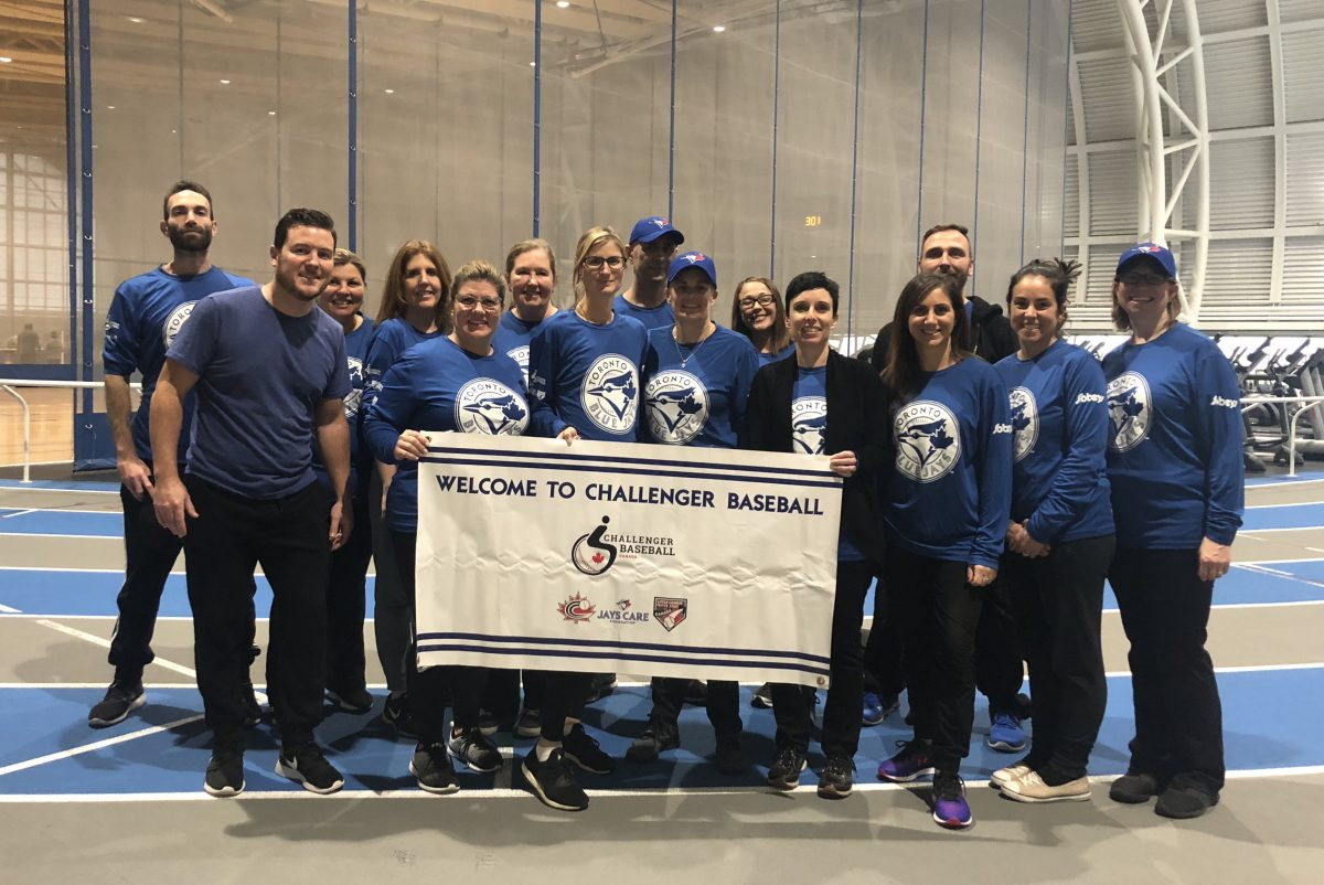 YCDSB Schools Gear up for Jays Care Baseball Program