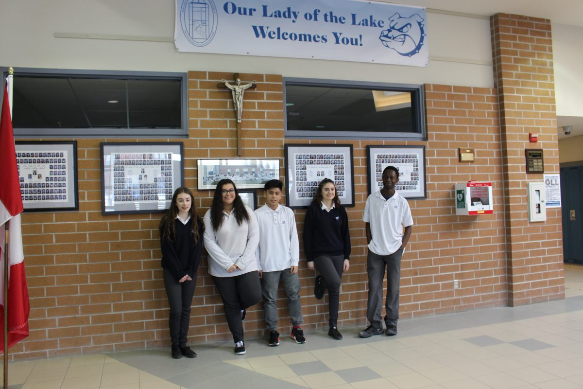 Advanced Placement Program coming to Our Lady of the Lake CCS