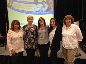 Teachers Lead Professional Development