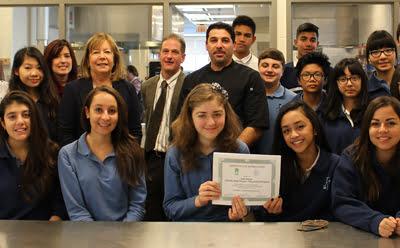 YPC thanks Jean Vanier's hospitality students