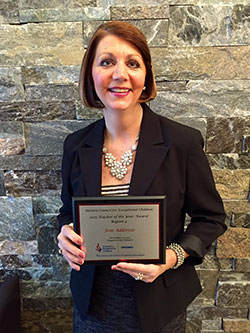 Markham Teacher named Teacher of the Year by the Ontario Council for Exceptional Children