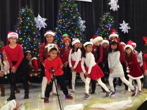 St. Joseph the Worker CES hosts the City of Vaughan's Annual Toy Drive Launch, in support of the CP24 Chum Christmas Wish