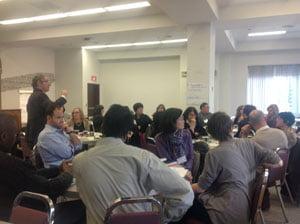 York Catholic hosted International Languages forum