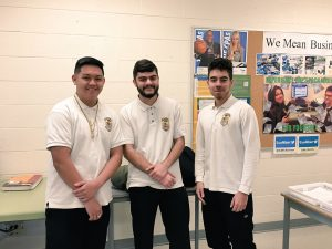 Grade 12 students place third in the Nipissing University Stock Market Competition