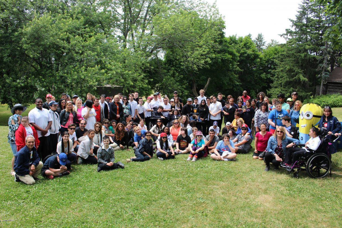 Students with Exceptionalities Celebrate the End of the School Year