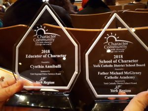 FMM is a double winner at the York Region Character Community Awards!