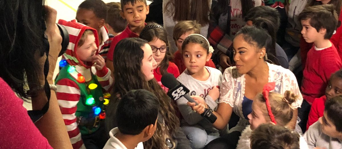 Blessed Trinity Launches CP24 CHUM Christmas Wish