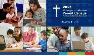 2021 Kindergarten-Grade 6 Parent Census