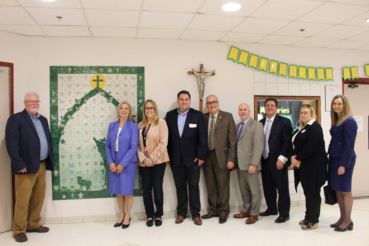 ea6aeca4cf0f Good Shepherd CES celebrates 25 years in East Gwillimbury – York ...