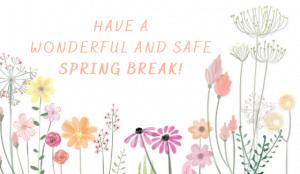 A Prayer for Spring Break