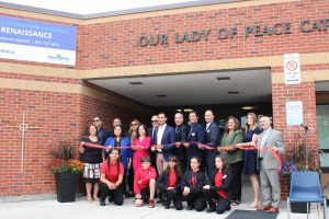 """""""Our Lady of Peace Catholic Learning Centre"""" Opens in Maple"""