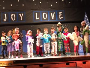 "Light of Christ CES students present ""Gabriel's Message"""
